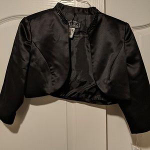 Alex Evenings Dresses - Cocktail/Evening Dress with bolero jacket